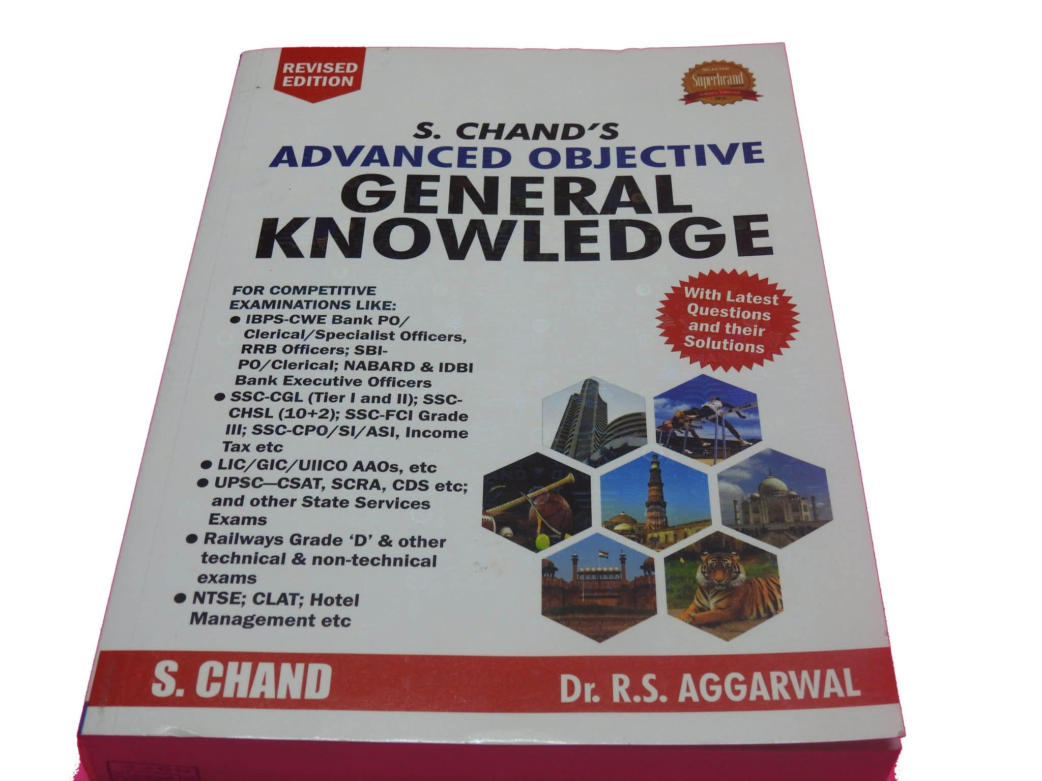 Advance objective general knowledge by Dr. R S Aggarwal
