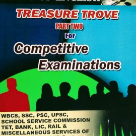 Treasure Trove Part Two For Competitive Examinations
