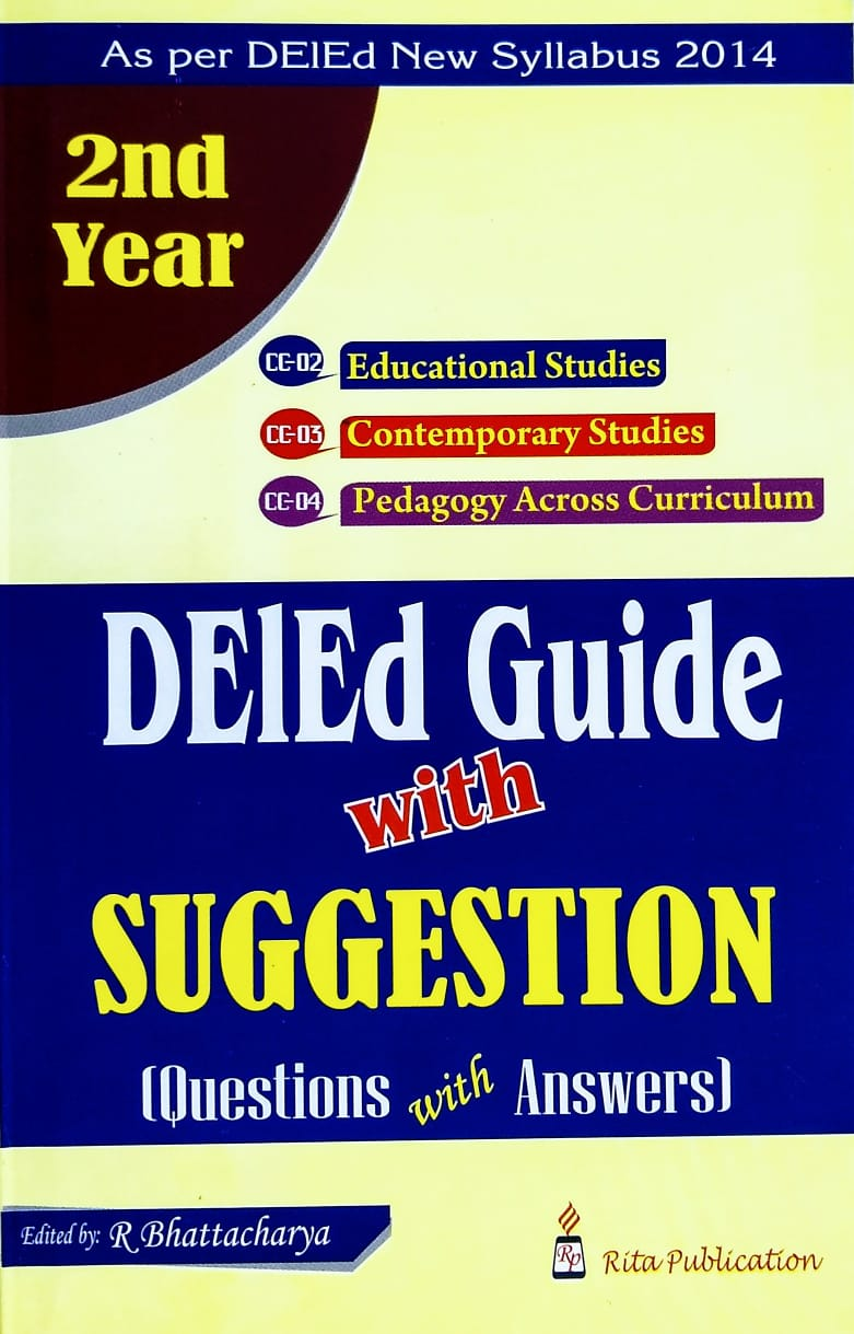 DEIEd Guide with SUGGESTION BY Rita Publication