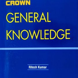 CROWN GENERAL KNOWLEDGE New Edition 2019
