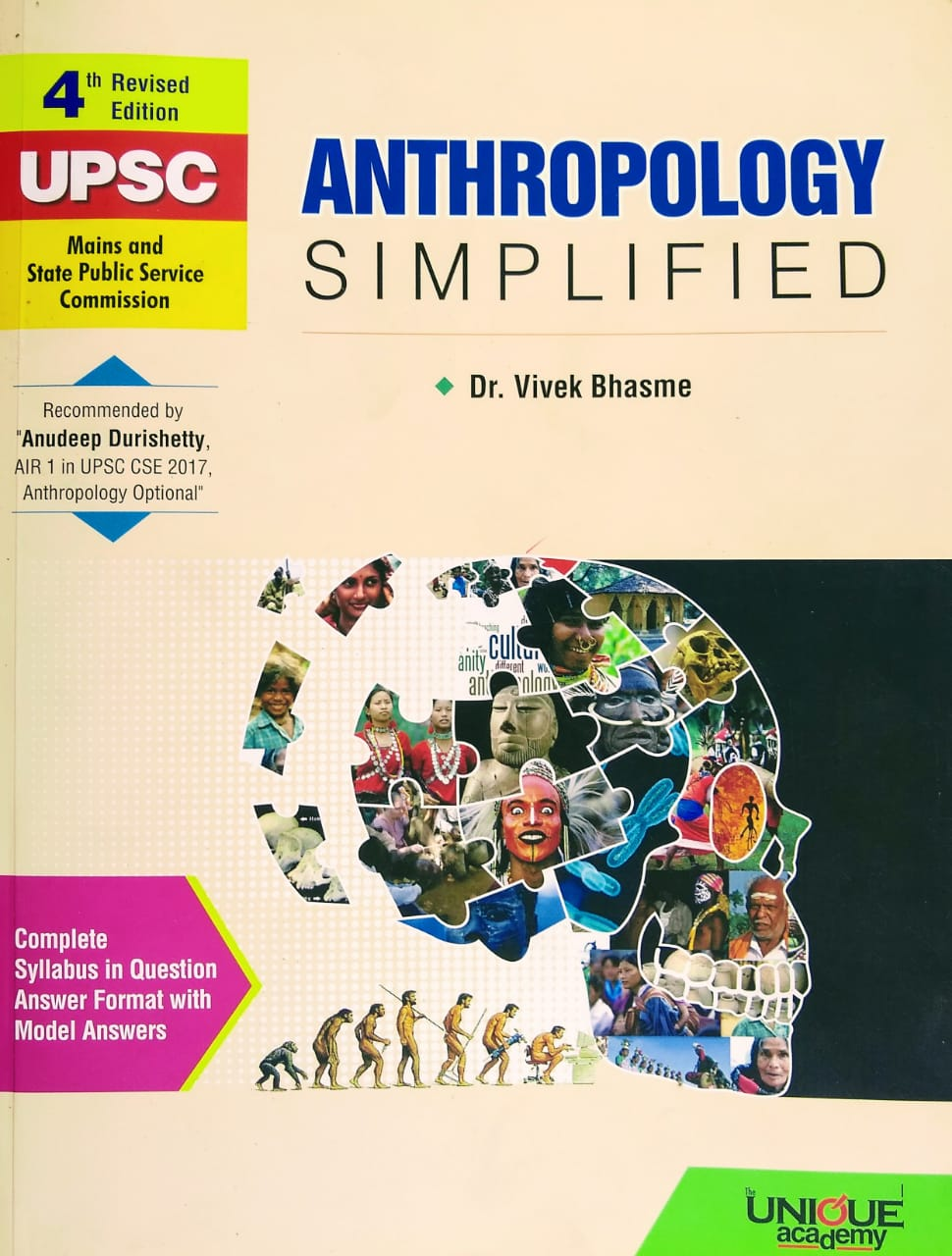 UPSC ANTHROPOLOGY SIMPLIFIED