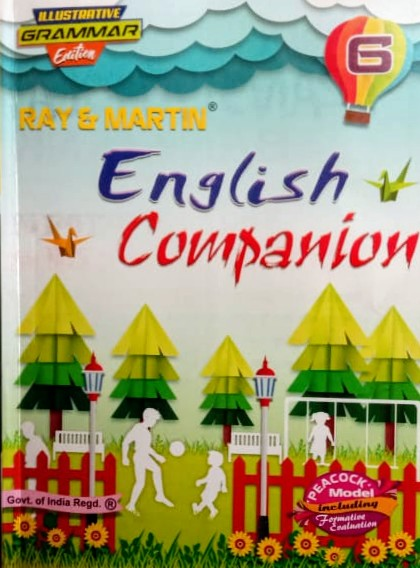 Ray and Martin English Companion class 6 new edition 2020
