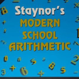 Staynor's MODERN SCHOOL ARITHMETIC Book 2
