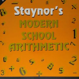 Staynor's MODERN SCHOOL ARITHMETIC Book 3