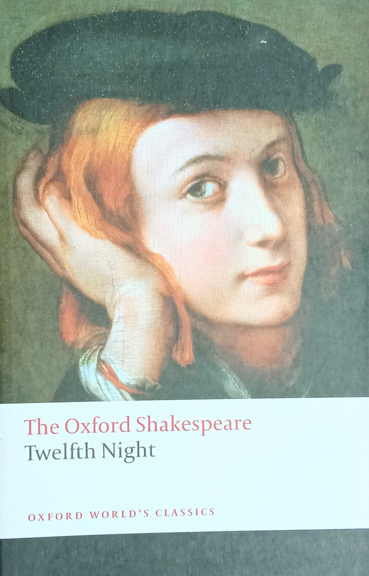 The Oxford Shakespeare Twelfth Night